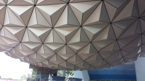 Bye Bye Epcot....for now!